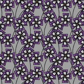Boxy Clarkia Amoena - Violet (Small)