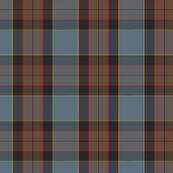 altered Graham of Menteith tartan (weathered with red/gold)