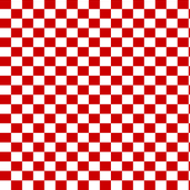 WENDY'S CHECKER BOARD