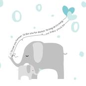 I'll Love You Forever Elephants