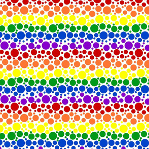 Rainbow Dots - Small