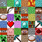 More Pixel Blocks - 3""