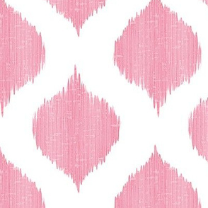 Lela Ikat in Pink