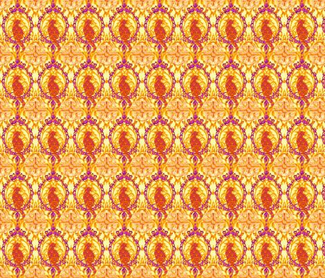 Mr. Orangery's silky tabby weave