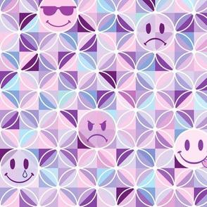 MyCheckeredPast - lavendar