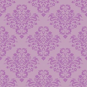 Damask - Orchids