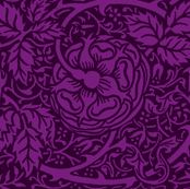 Royal Purple Roses Darkest
