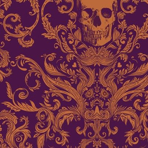 Dread Damask in Haunted