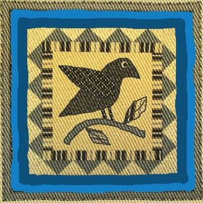 Tapestry Crow