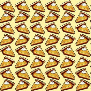 Pumpkin Pie Time: Butternut Squash Yellow