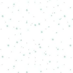 Starry Sky // Mint