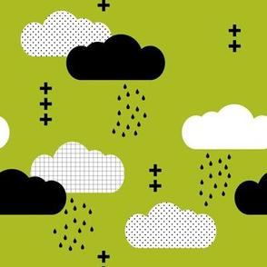 Modern Clouds // moss