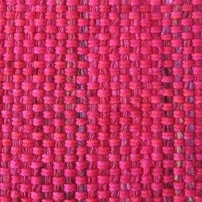 Handwoven Pink Fabric