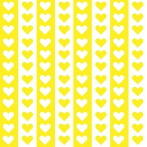 Lovely Stripes - Yellow