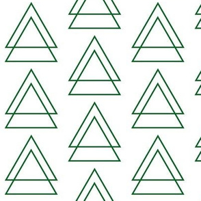 Double Triangle Forest