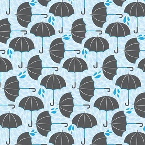 Rainy Day Umbrellas