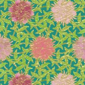Dianthus Cloisonne