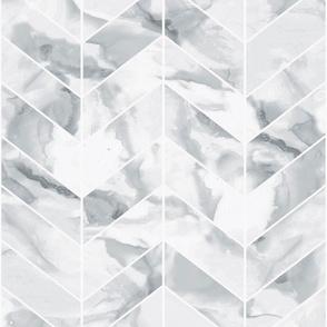 Carrera Marble Herringbone