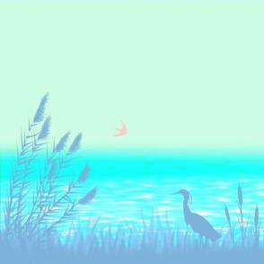 Rivière petite couleur