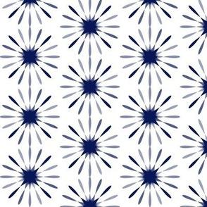 starburst large - navy
