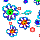 BLUE_FLOWER_RED_DOTS