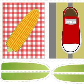 Quiet_Book_-_Corn_and_Shoe