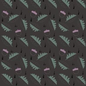 Woodland Acorns