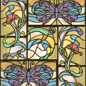 Tiffany Stained Glass Galore