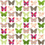 Butterfly Patchwork 2