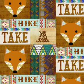 Lodge Fox Pattern
