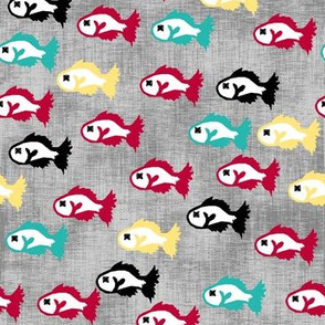 Fish Printf or Cat  Stuff Multi