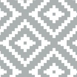 Aztec // grey