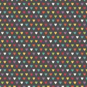Hearts-Multicolor