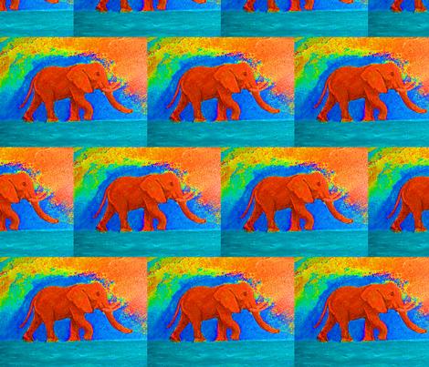 elephant_orange
