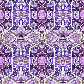 Purple Time Waltz