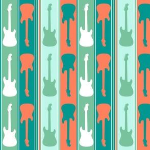 Surf Rock Guitars