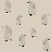 penguin beige