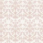 French damask - pink champagene