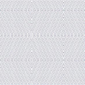 Snow Polka Dots