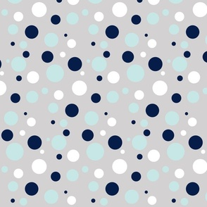 Bubbles, Bubbles, Everywhere! (in gray) - Color Update