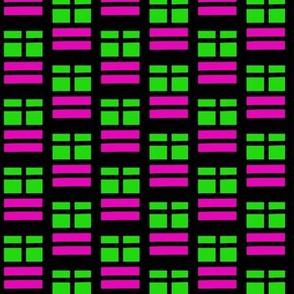 Pink Balconies
