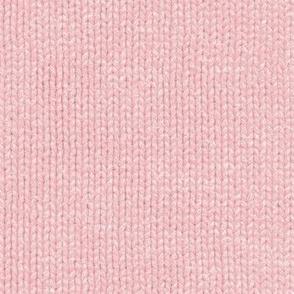 hyacinth pink knit
