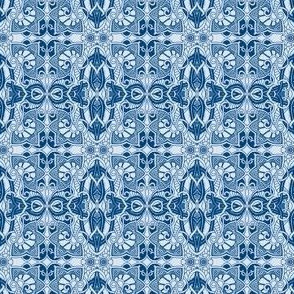 Those Psychedelic Victorians (blue)