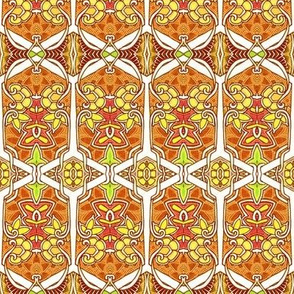 Hexa Sunshine a la Bathroom Tile