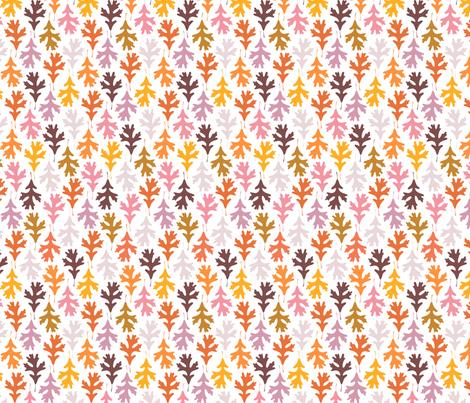 Fall Forest Confetti: light