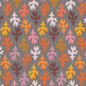 Fall Forest Confetti: dark