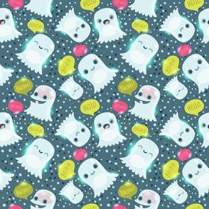ghost pattern