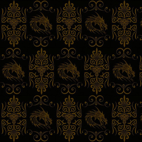 DRAGON MASTER DAMASK