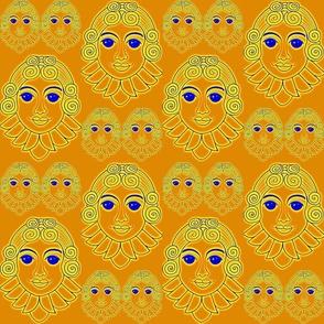 Angel-Yellow
