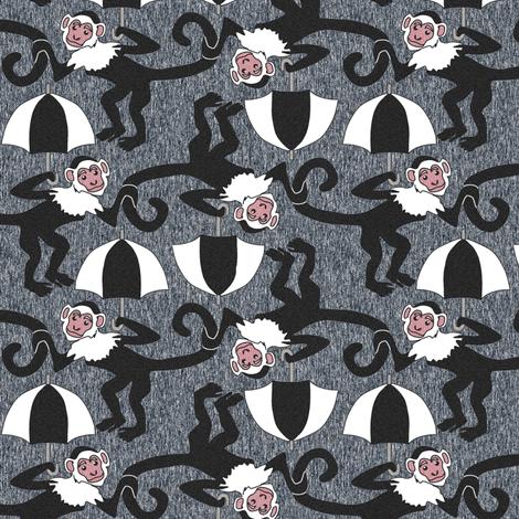 Monkeys in the Rain (Revised)